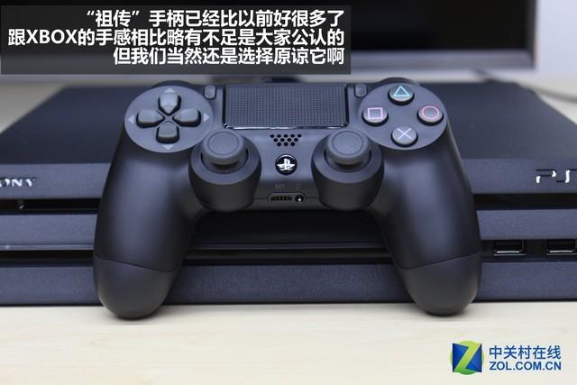 PS4 Pro手柄与美版的确认及取消键对调
