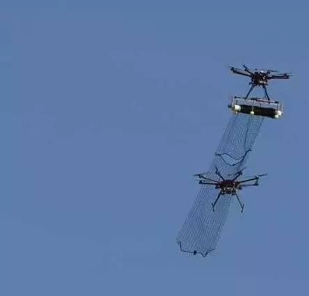 美军在日常训练中使用中国无人机。