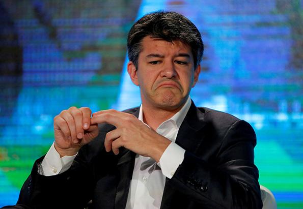 Uber投资人把创始人给告了:涉嫌欺诈 应离开董事会