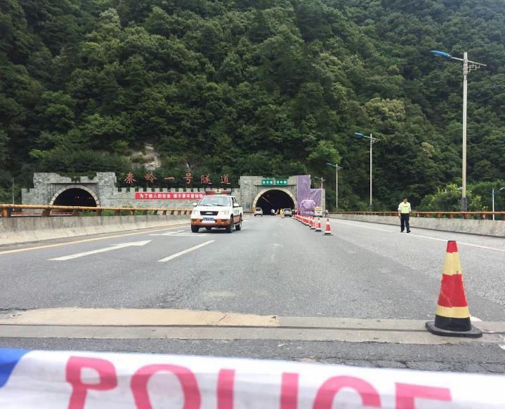 京昆高速陕西段重大交通事故现场救援基本结束