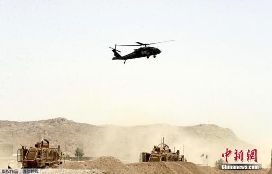 资料图:驻阿富汗美军。