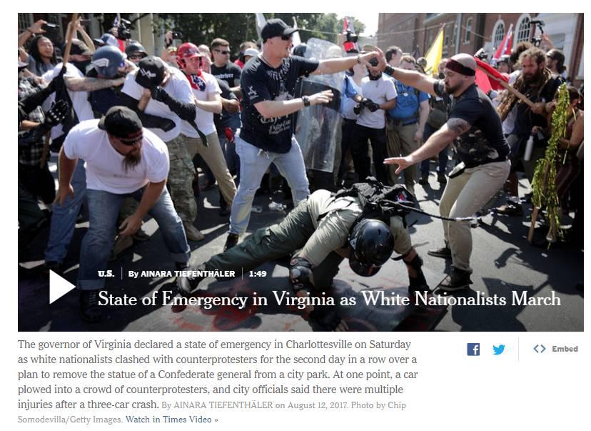 视频截图来自《纽约时报》