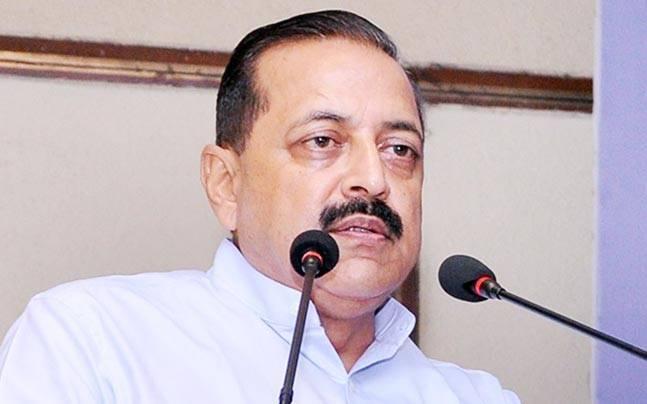 印度总理办公室国务部长吉坦德拉·辛格。