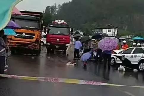 法官见村民骑摩托车摔伤,救人途中 遭遇车祸身亡