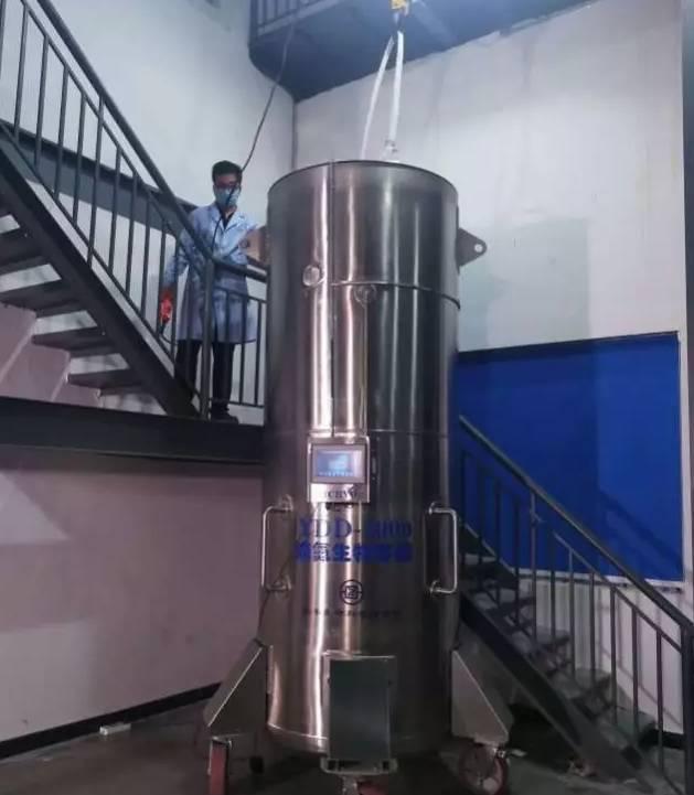 容器浮顶内部结构
