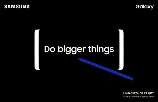 国行三星Galaxy Note 8规格曝光:分辨率突变