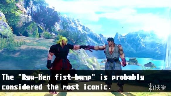 玩家高度还原《街头霸王5》经典开场动画 视频欣