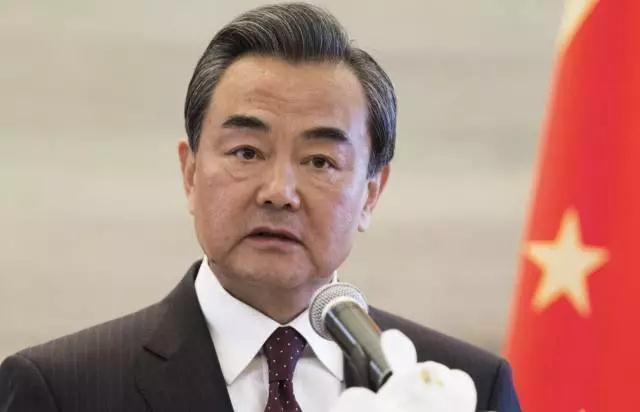 △资料图:外交部长王毅