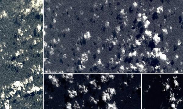 澳媒曝MH370搜寻有重大突破:卫星拍到疑似残骸