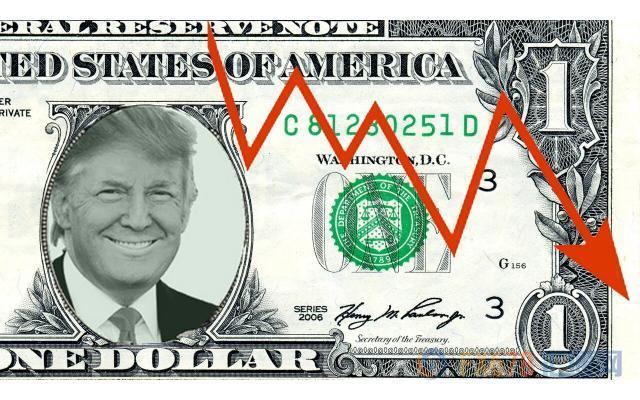 特朗普已成缩表最大拦路虎 美元绝地反弹料昙花一现