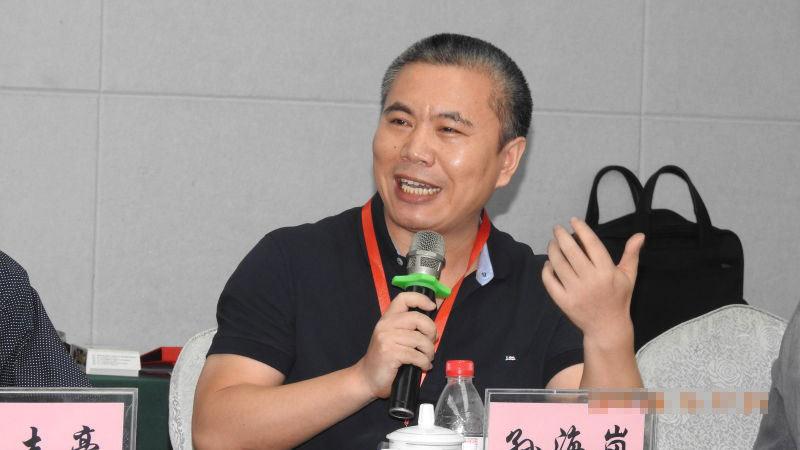 福建农林大学助理教授孙海岗