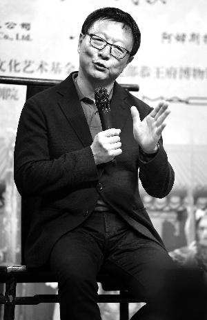 赖声川:给老外看中国文学经典