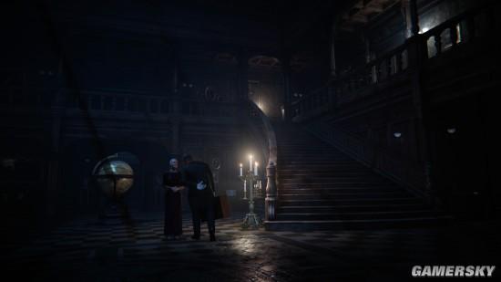 """《黑镜》上线Steam 体验""""哥特式""""恐惧风格吧"""