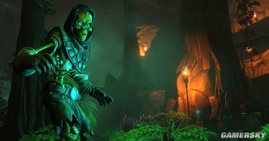 《地下世界:崛起》上线Steam 第一人称视角的大型冒险游戏