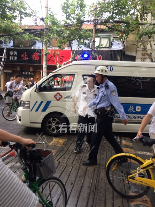 年轻女白领上班途中遇车祸身亡 现场目击者发出警示