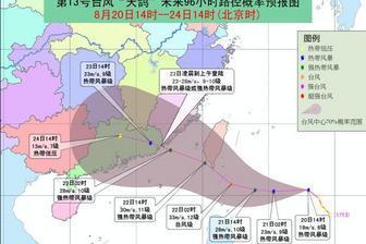 """农业部紧急部署第13号台风""""天鸽""""防御工作"""