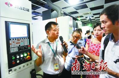 江门企业携超50件装备产品参展