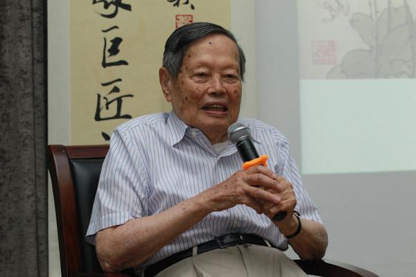 杨振宁:中国今日的奇迹超明治维新
