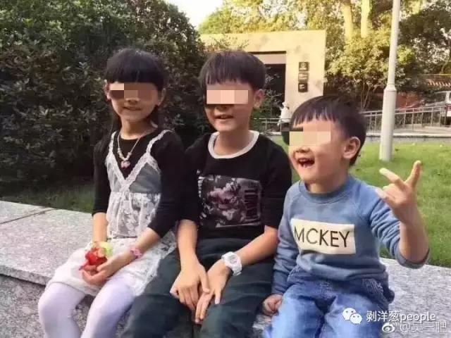 林生斌三个孩子在火灾中丧命。