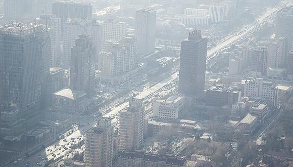 截至7月底北京全市PM2.5降至近五年最低