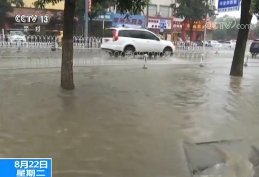 中央气象台:北方强降雨 局地有大到暴雨