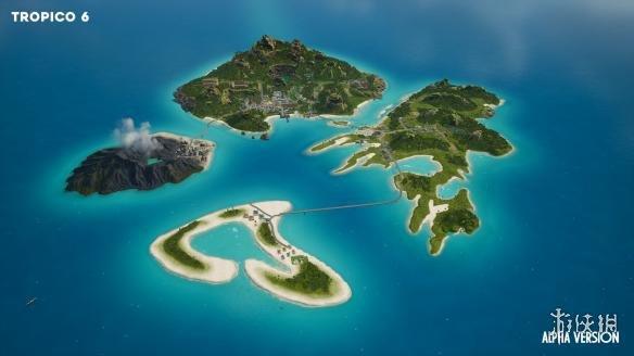 《海岛大亨》系列新作《海岛大亨6》专题站上线