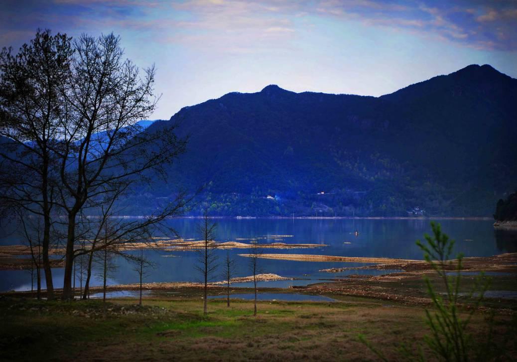 都能遇见最美的风景 人杰地灵的台州不但未来发展可观 风景亦如画