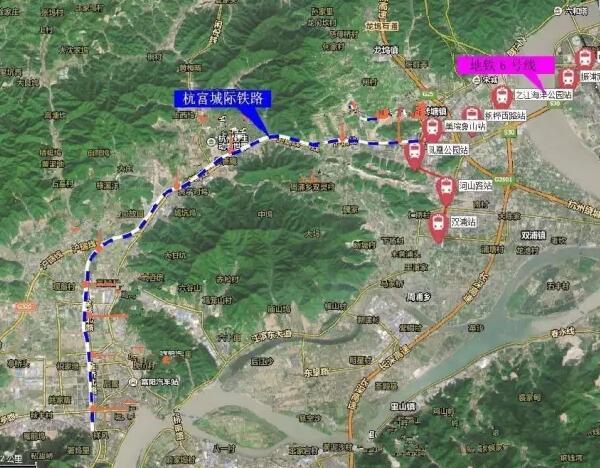 富阳交通规划 富阳交通规划图