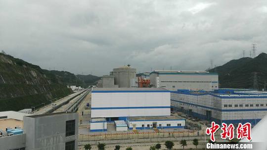 """台风""""帕卡""""过境 中广核在粤核电机组安全"""
