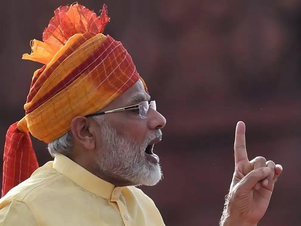 """▲相关数据显示印度重要经济指标全面下降,这似乎预示着莫迪政府的经济改革已经进入""""阵痛期""""。(法新社)"""