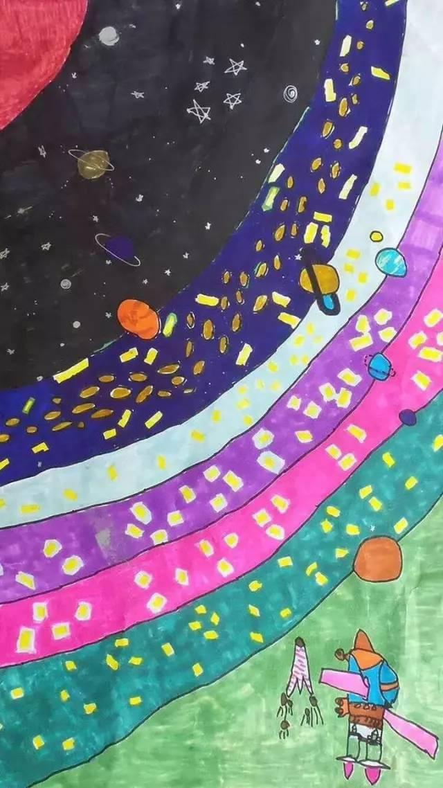 """""""星星的孩子""""画作刷爆朋友圈 一天筹款超1502万背后故事暖心"""