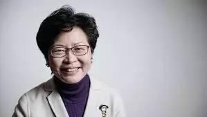 香港特区行政长官林郑月娥
