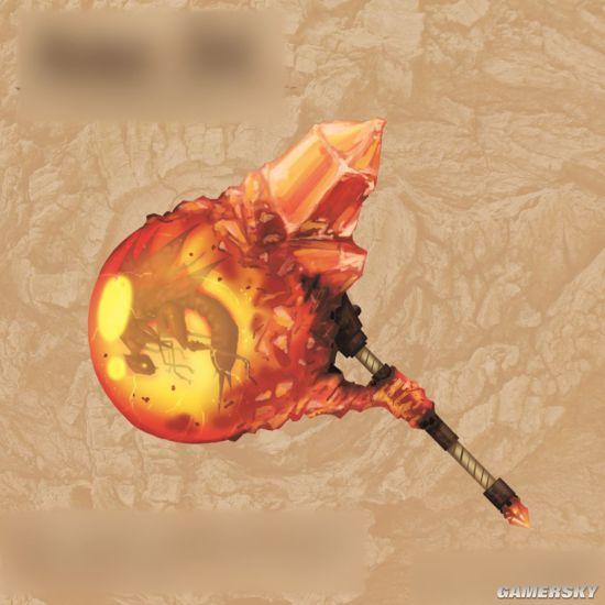 《怪物猎人:世界》武器设计大赛20强作品欣赏 琥珀也能当武器太酷炫