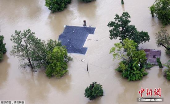 泰媒:哈维飓风重创经济 美国城市建设弱点显现