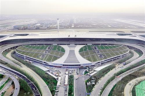 武汉天河机场T3航站楼通航