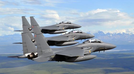 F-15K战机