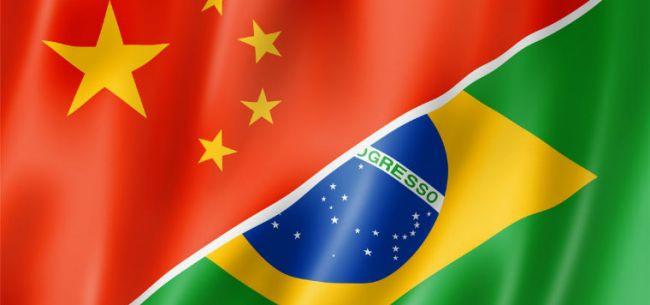 商务部:中国连续8年成为巴西最大的贸易伙伴 基