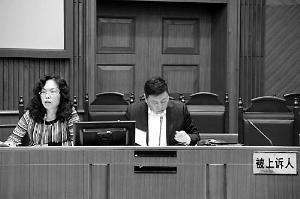 王志安出庭称在保护大众知情权