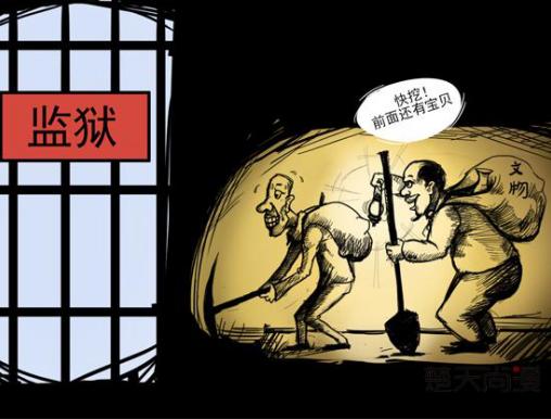 盗掘古墓葬罪量刑规定
