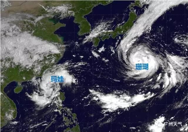 """台风又来了!""""玛娃""""将于3号在广东沿海登陆,"""