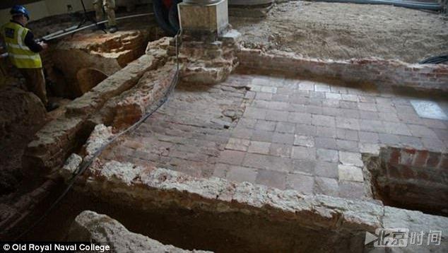 英国五百年前的地宫被发现,亨利八士在这里出生