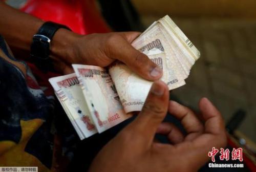 资料图:印度货币