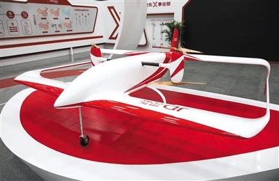 京东称双11推载重800公斤无人机 未来配送成本降5成