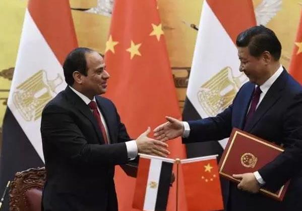 埃及媒体密集报道塞西总统即将参加厦门金砖峰会