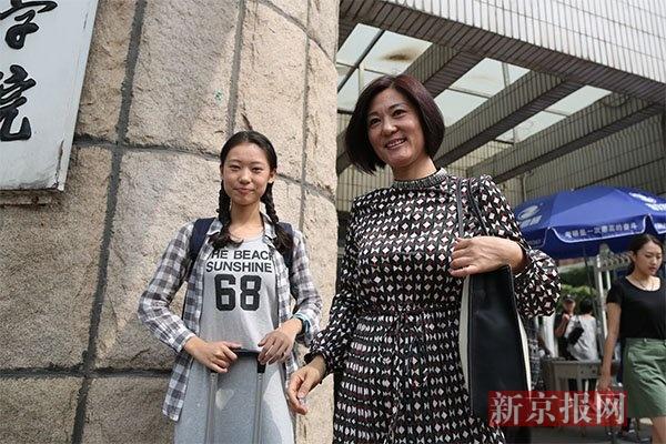 多图丨直击北电新生报到:王俊凯郭子凡的同学