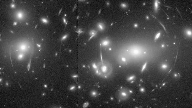 利用AI神经网络 可以分析引力透镜图像 神经网