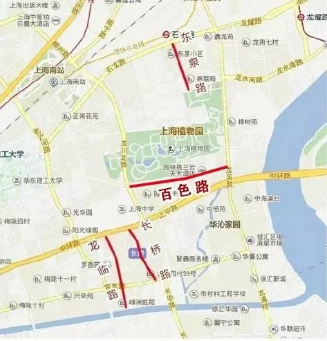 上海市级林荫道增至198条!完整地图版来啦