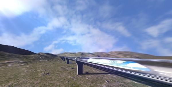 """""""飞铁""""最高时速4千公里是啥概念?可能要从北京加速到上海"""
