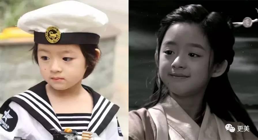 10岁的她灌醉1年就成赵丽颖接班人被出道衣扒性感美女图片