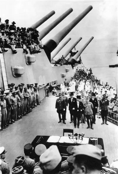 72年前的今天 我们胜利了